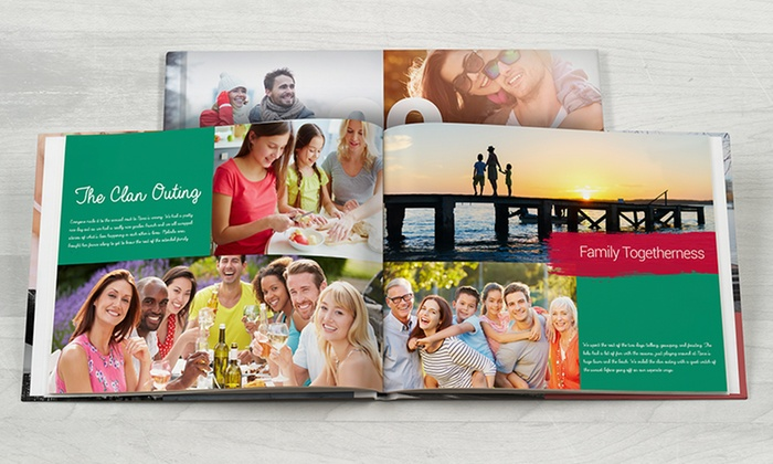 Photobook America: 40-Page Custom Hardcover Photo Books (Up to 88% Off). Five Options Available.