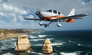 Silver Aviation: $129 for 35-Minute Plane Excursion over Southern California Coast from Silver Aviation ($300 Value)