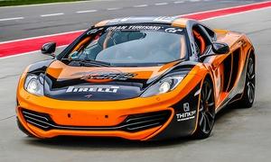 European Race Events: 2 bis 15 Highspeed-Runden im Rennwagen nach Wahl selber fahren bei European Race Events (bis zu 66% sparen*)