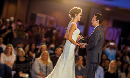 $15 for Admission for Two to a Bay Area Wedding Fair ($30 Value)
