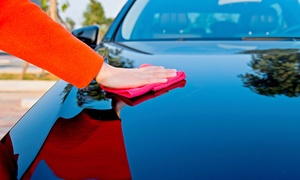 Dhaman Care Car Centre: Interior Cleaning and Polish or Exterior and Interior Detailing and Polish at Dhaman Care Car Centre (Up to 83% Off)