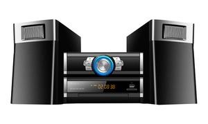 Micro DVD HiFi System