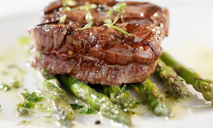 Tuscany The Italian Steakhouse - Olive Branch: Italian Dinner at Tuscany The Italian Steakhouse (Up to 42% Off). Choose from Four Options.