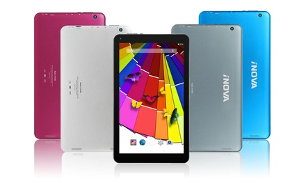 iNova 10.1'' 8GB Android Tablet with Quad-Core Processor