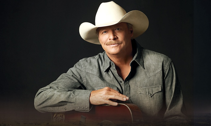 Alan Jackson - Mississippi Coliseum: Alan Jackson on Friday, March 18, at 7:30 p.m.