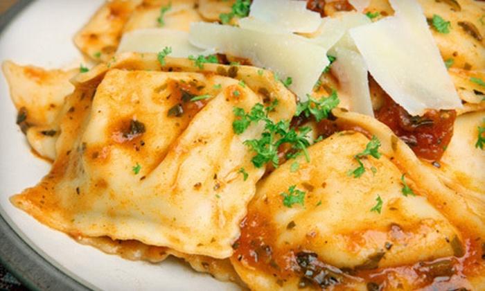 Bravo Bistro - Ellinwood: $15 Worth of Mediterranean Food