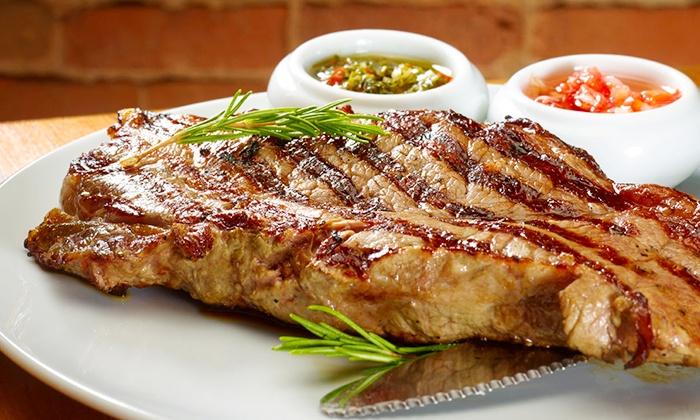 El Paso De Los Toros - El Paso De Los Toros: El Paso De Los Toros - Menu argentino con 1,5 kg di Angus alla griglia, empanadas e dolce (sconto fino a 62%)