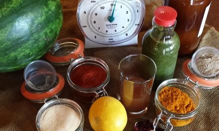 Up to 55% Off Old School Detox at Bella's Best Organic Gourmet
