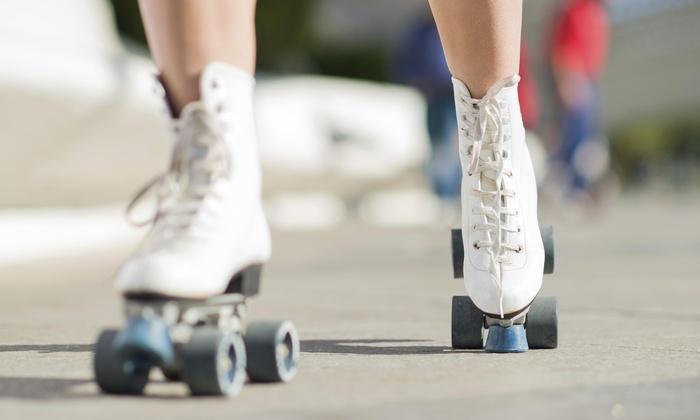 Skate Towne Skating Rink - Fairburn-Union City: $10 for $20 Worth of Roller Skating — Skate Towne