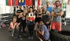 Up to 87% Off Group Personal Training at Iron Allies Fitness