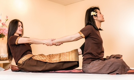One or Two 90-Minute Thai Yoga Massage at Jasmine Thai Yoga Massage (Up to 46% Off)