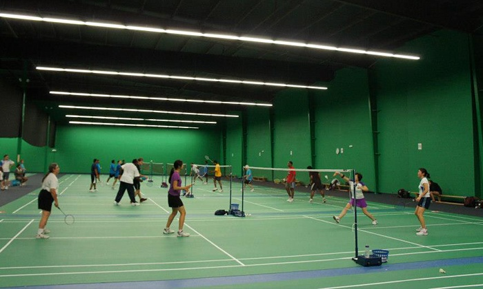 ClearOne Badminton Centre - Princeton - Silverstar: Badminton, Pickle Ball, or Table Tennis Outing for Two or Four at ClearOne Badminton Centre (Up to 58% Off)