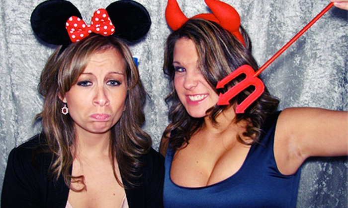 Boardwalk Photo Booth Rentals of Las Vegas - Las Vegas: Two- or Three-Hour Photobooth Rental from Boardwalk Photo Booth Rentals (Half Off)