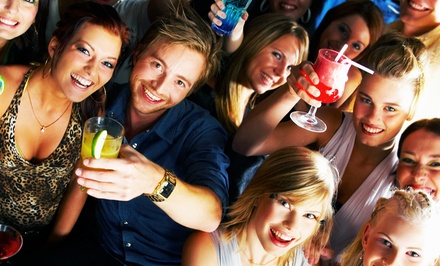 Call or Premium Bottle Service for Up to 10 People at Bourbon Heat (Up to 54% Off)