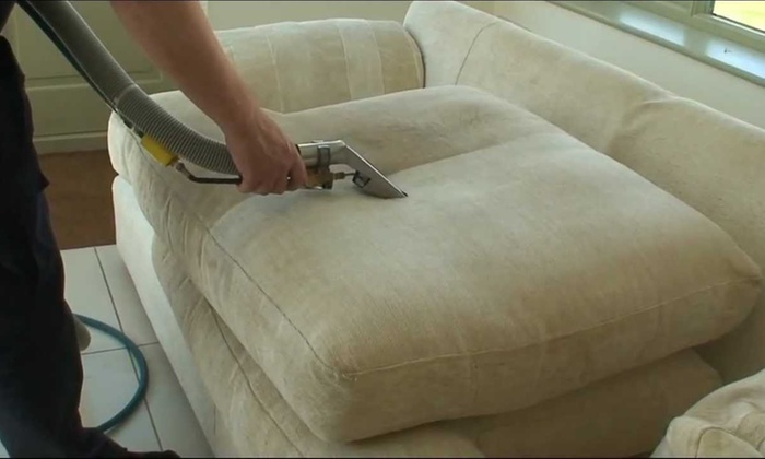 Fast Maid Service - Washington DC: $180 for $399 Worth of Upholstery Cleaning — Fast Maid Service