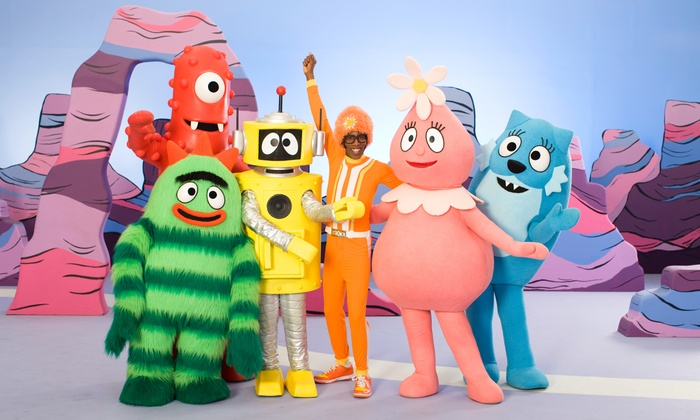 """A Very Awesome Yo Gabba Gabba! Live! Holiday Show"" - Central Baltimore: ""A Very Awesome Yo Gabba Gabba! Live! Holiday Show"" at Baltimore Arena on Friday, December 27 (Up to $13.40 Off)"