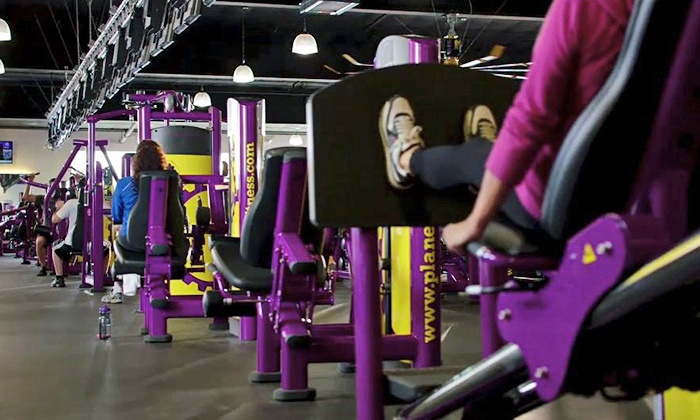 Planet Fitness - Anaheim - Katella - Planet Fitness - Anaheim - Katella: $99 for a One-Year Membership with Three Months of Black Card Access at Planet Fitness - Anaheim - Katella ($200 Value)