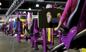 Planet Fitness - Anaheim - Katella: $99 for a One-Year Membership with Three Months of Black Card Access at Planet Fitness - Anaheim - Katella ($200 Value)