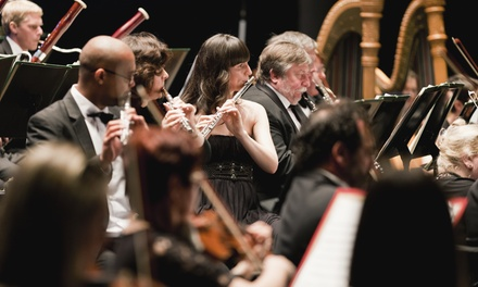 """Alexandria Symphony Orchestra presents """"The Dramatic"""" on Saturday, February 13, at 8 p.m."""