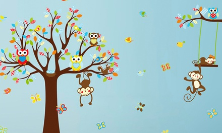 Kids Wall Mural Stickers