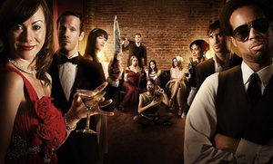 """Next Door Lounge: """"Murder...Without a Clue"""": Deadly Dinner Theater for One or Two at Next Door Lounge (Up to 47% Off)"""