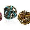 Triple Wrap Bead Bracelets