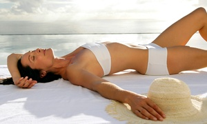 Marq Salon: One, Three, or Six Airbrush Tans at Marq Salon (Up to 61% Off)