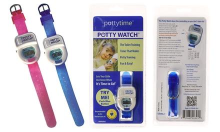 The Potty Time Potty Watch