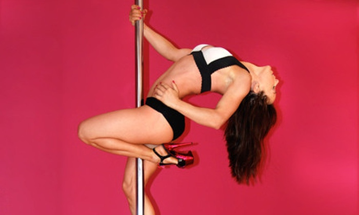 NY Pole - Midtown Center: Two Pole-Dancing Classes or 30 Days of Unlimited Daytime Classes at NY Pole (Up to 64% Off)