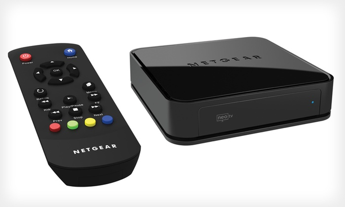 Netgear NeoTV Streaming Players: Netgear NeoTV Streaming Players (Up to 65% Off). Two Models Available. Free Shipping and Free Returns.