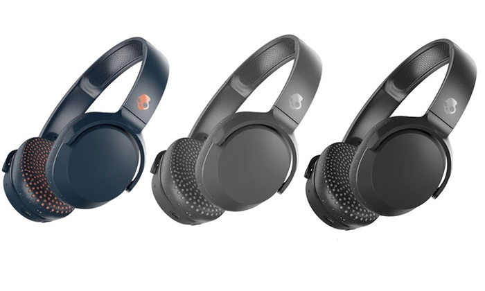 Up To 36 Off On Skullcandy Riff Headphones Groupon Goods