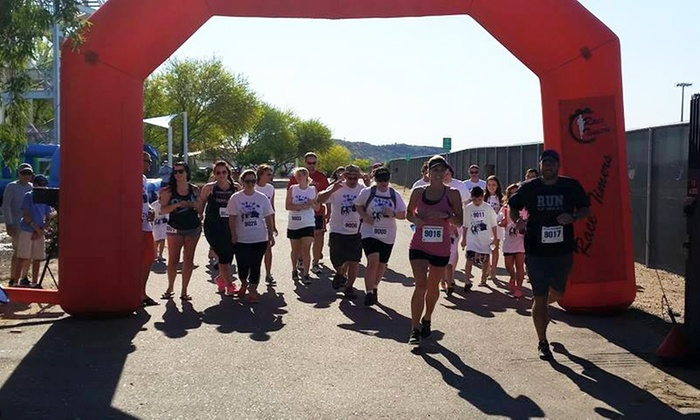Water Walk 5k - Water Walk 5k: $49 for Two Entries in the Water Walk 5K on Saturday, May 7 ($80 Value)