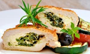 Restauracja Novobilski: Danie główne z zupą lub przystawką za 79,99 zł i więcej opcji w Restauracji Novobilski (-30%)