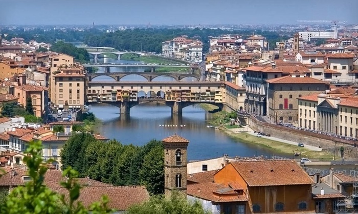 Italy Vacation with Castle Accommodations, Airfare & Car - Montagnana, Italy: Seven-Night Trip to Tuscany from Great Value Vacations with Round-Trip Airfare from New York (JFK)