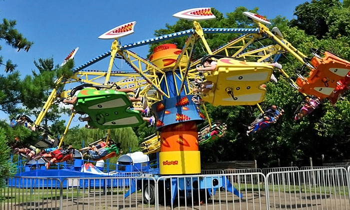 Camden Park - Westmoreland: One-Day Admission for Two or Four at Camden Park (Up to 51% Off)