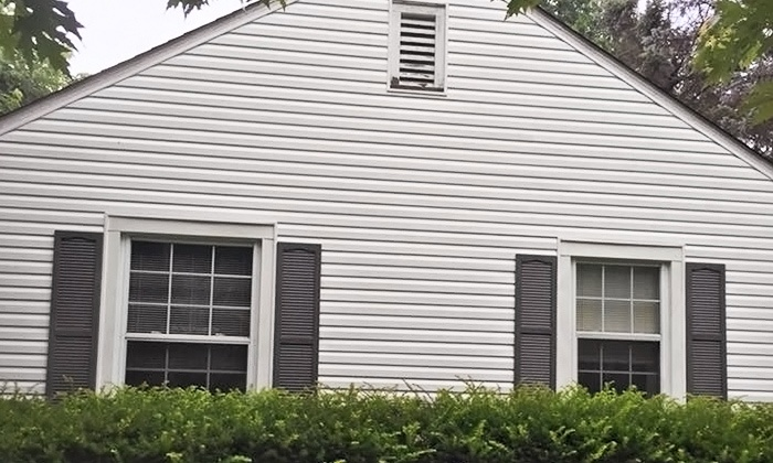 H & M Cleaning Solutions - Indianapolis: 1,500 or 2,500 Square Feet of Exterior Home Power Washing from H & M Cleaning Solutions (Up to 53% Off)