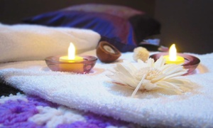 vibrant wellness & beauty: One or Three Reflexology Treatments with Facials at Vibrant Wellness & Beauty (Up to 73% Off)