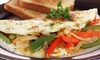 Downtown Restaurant - Ardsley: Sunday Brunch with Cocktails for Two or Four at Downtown Restaurant (Up to 45% Off)