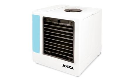 Mini enfriador de aire, purificador y humidifcador Jocca con LED