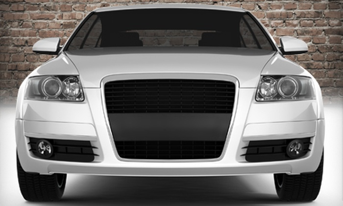 Steel City Mobile Detailing - Pinehurst: Mobile Exterior Detailing for Car or SUV from Steel City Mobile Detailing (Half Off)