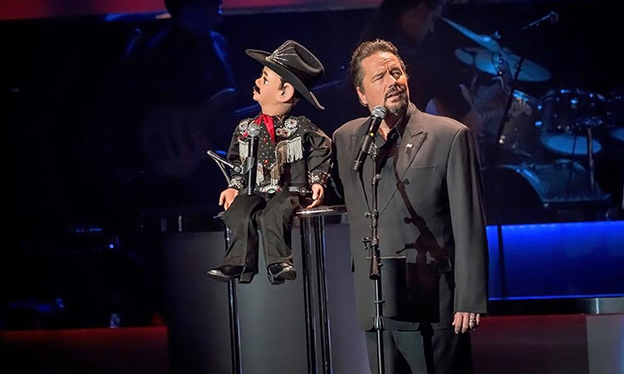 Terry Fator - The Venue at Horseshoe Casino: Terry Fator at the Venue at Horseshoe Casino on Friday, July 11, at 8 p.m. (Up to 30% Off)
