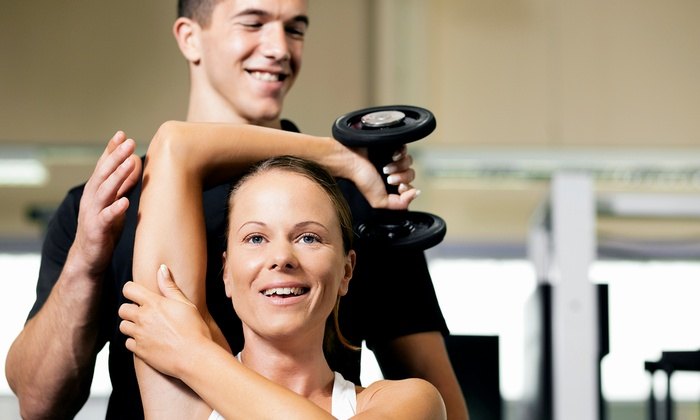 M.r. Fitness - San Antonio: Six Training Sessions from M.R. Fitness (74% Off)
