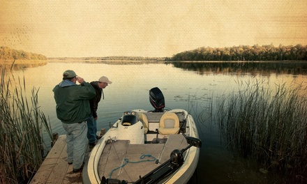 Full or Half-Day or Ice Fishing for Three from Red Lake Outdoors (Up to 53% Off)