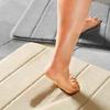 Trend Matters Memory Foam Bath Mats (2-Pack)
