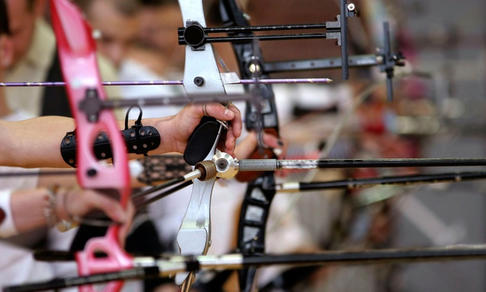 A-1 Sports and Wellness Center - Raleigh/Durham: One-Hour Archery Session with Bow Rental for One or Two People at A-1 Sports and Wellness (Up to 53% Off)