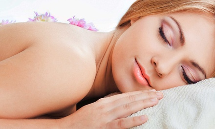 Massage with Facial, Detoxifying Mud Treatment, and Optional Scalp Treatment at Muse Carmel Spa (Up to 51% Off)