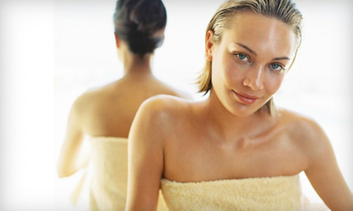The Skin Cell - Mt Pleasant: Choice of Custom Facial or 90-Minute Bodyfoliation Scrub & Mud Therapy at The Skin Cell in Mt. Pleasant (Up to 61% Off)