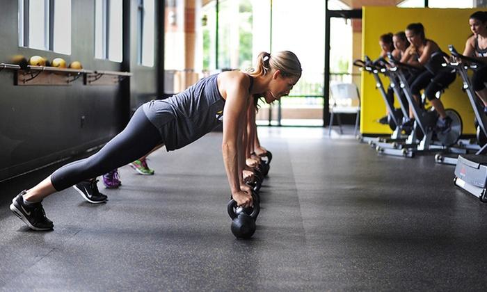 FLEXcity Fitness - Metro Detroit - Bloomfield Hills - FLEXcity Fitness  : Five or Ten Fitness Classes at FLEXcity Fitness (Up to 62% Off)
