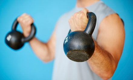 10 Boot-Camp Classes at Circle City Kettlebells (75% Off)