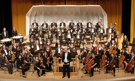 Jefferson Symphony Orchestra's Holiday Concert for Two at Green Center on December 4 at 7 p.m. (Up to 50% Off)